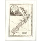 3421   Cassini, Giovanni Maria: La Nuova Zelanda  1789