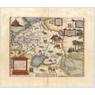 3422   Ortelius, Abraham : Russiae, Moscoviae et Tartariae descriptio  1575