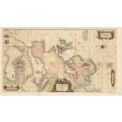 3426   Renard, Louis: Totius Europae Littora Novissimè edita. Pascaert vertoonende alle de See-custen van Europa  1715