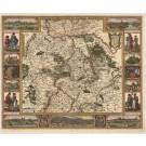 3431   Visscher, Nicolaus: Palatinatus Rheni Nova, et accurata descriptio.  1652