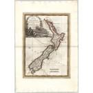 3437   Cassini, Giovanni Maria: La Nuova Zelanda  1789