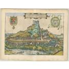 3450   Braun & HogenbergArx Segeberga  1619