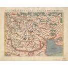 3809  Münster, Sebastian: Poloniae et Ungariae nova descriptio 1552